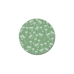 Tropical Pattern Golf Ball Marker (4 Pack) by Valentinaart