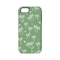Tropical Pattern Apple Iphone 5 Classic Hardshell Case (pc+silicone) by Valentinaart
