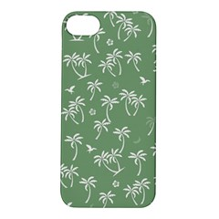 Tropical Pattern Apple Iphone 5s/ Se Hardshell Case