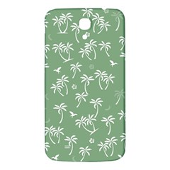 Tropical Pattern Samsung Galaxy Mega I9200 Hardshell Back Case