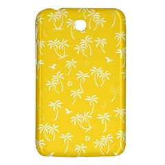 Tropical Pattern Samsung Galaxy Tab 3 (7 ) P3200 Hardshell Case