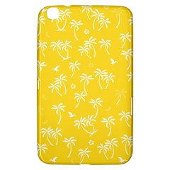 Tropical Pattern Samsung Galaxy Tab 3 (8 ) T3100 Hardshell Case  by Valentinaart