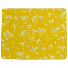 Tropical Pattern Jigsaw Puzzle Photo Stand (rectangular) by Valentinaart