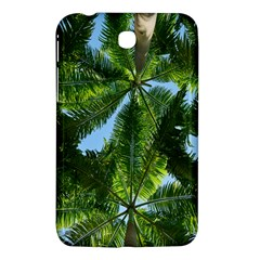 Paradise Under The Palms Samsung Galaxy Tab 3 (7 ) P3200 Hardshell Case  by CrypticFragmentsColors