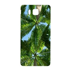 Paradise Under The Palms Samsung Galaxy Alpha Hardshell Back Case by CrypticFragmentsColors