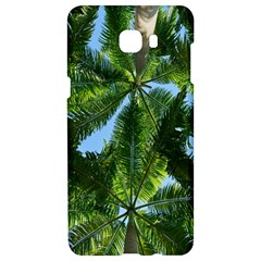 Paradise Under The Palms Samsung C9 Pro Hardshell Case  by CrypticFragmentsColors