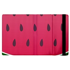 Watermelon Fruit Summer Red Fresh Apple Ipad Pro 12 9   Flip Case