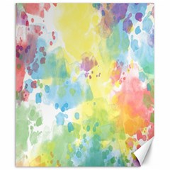 Abstract Pattern Color Art Texture Canvas 20  X 24