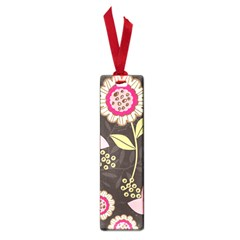 Flowers Wallpaper Floral Decoration Small Book Marks by Nexatart