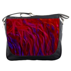 Background Texture Pattern Messenger Bags by Nexatart