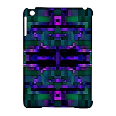Abstract Pattern Desktop Wallpaper Apple Ipad Mini Hardshell Case (compatible With Smart Cover) by Nexatart