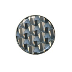 Pattern Texture Form Background Hat Clip Ball Marker (4 Pack)