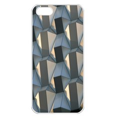 Pattern Texture Form Background Apple Iphone 5 Seamless Case (white)