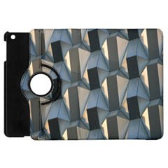 Pattern Texture Form Background Apple Ipad Mini Flip 360 Case