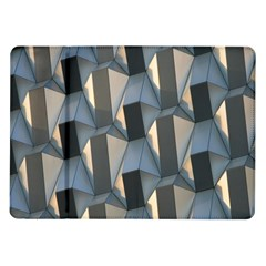 Pattern Texture Form Background Samsung Galaxy Tab 10 1  P7500 Flip Case