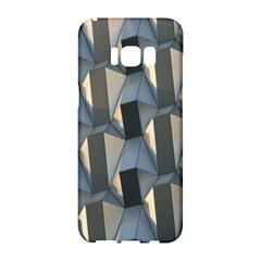 Pattern Texture Form Background Samsung Galaxy S8 Hardshell Case