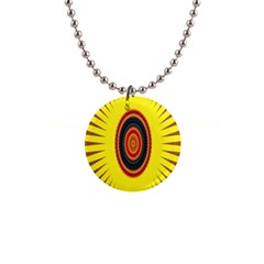 Art Decoration Wallpaper Bright Button Necklaces by Nexatart