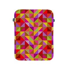Geometric Apple Ipad 2/3/4 Protective Soft Cases by luizavictorya72