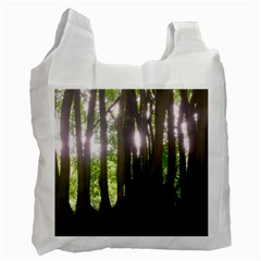 Tree Of Trees Recycle Bag (one Side) by DeneWestUK
