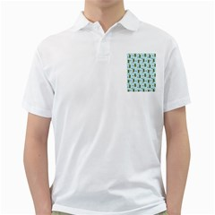 Pineapple Watermelon Fruit Lime Golf Shirts