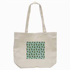 Pineapple Watermelon Fruit Lime Tote Bag (cream) by Nexatart