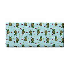 Pineapple Watermelon Fruit Lime Hand Towel by Nexatart