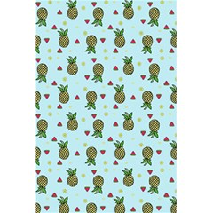 Pineapple Watermelon Fruit Lime 5 5  X 8 5  Notebooks by Nexatart