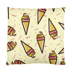 Pattern Sweet Seamless Background Standard Cushion Case (two Sides)