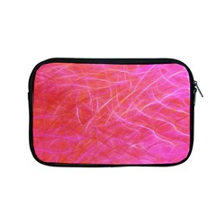 Pink Background Abstract Texture Apple Macbook Pro 13  Zipper Case by Nexatart