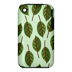 Design Pattern Background Green Iphone 3s/3gs