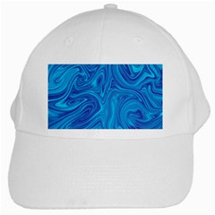 Abstract Pattern Art Desktop Shape White Cap