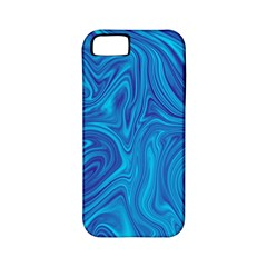 Abstract Pattern Art Desktop Shape Apple Iphone 5 Classic Hardshell Case (pc+silicone) by Nexatart