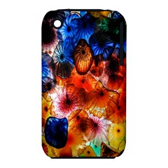 Ornament Color Vivid Pattern Art Iphone 3s/3gs by Nexatart