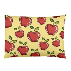 Seamless Pattern Healthy Fruit Pillow Case