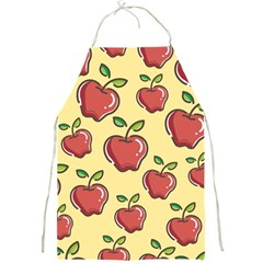 Seamless Pattern Healthy Fruit Full Print Aprons
