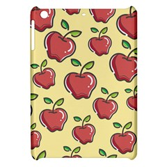 Seamless Pattern Healthy Fruit Apple Ipad Mini Hardshell Case by Nexatart