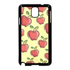 Seamless Pattern Healthy Fruit Samsung Galaxy Note 3 Neo Hardshell Case (black)