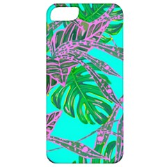 Painting Oil Leaves Nature Reason Apple Iphone 5 Classic Hardshell Case