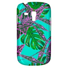 Painting Oil Leaves Nature Reason Samsung Galaxy S3 Mini I8190 Hardshell Case by Nexatart