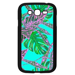 Painting Oil Leaves Nature Reason Samsung Galaxy Grand Duos I9082 Case (black) by Nexatart