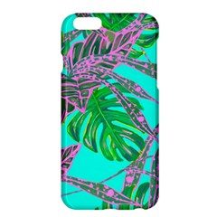 Painting Oil Leaves Nature Reason Apple Iphone 6 Plus/6s Plus Hardshell Case by Nexatart