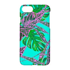 Painting Oil Leaves Nature Reason Apple Iphone 7 Hardshell Case by Nexatart