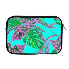 Painting Oil Leaves Nature Reason Apple Macbook Pro 17  Zipper Case