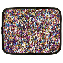 Pattern Abstract Decoration Art Netbook Case (xxl)