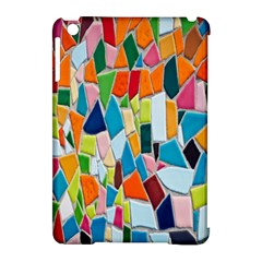 Mosaic Tiles Pattern Texture Apple Ipad Mini Hardshell Case (compatible With Smart Cover) by Nexatart