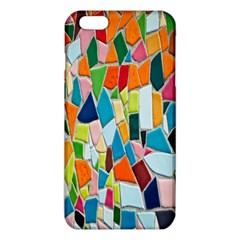 Mosaic Tiles Pattern Texture Iphone 6 Plus/6s Plus Tpu Case by Nexatart