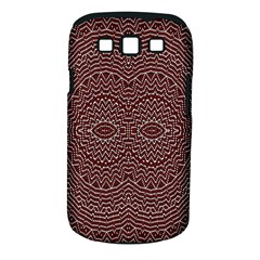 Design Pattern Abstract Samsung Galaxy S Iii Classic Hardshell Case (pc+silicone) by Nexatart