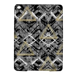 Retro Black And White Gold Design By Kiekiestrickland Ipad Air 2 Hardshell Cases