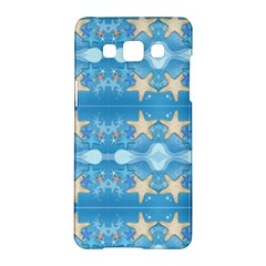 Adorably Cute Beach Party Starfish Design Samsung Galaxy A5 Hardshell Case  by flipstylezdes
