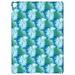 Palm Trees Tropical Beach Coastal Summer Style Small Print Apple Ipad Pro 12 9   Hardshell Case by CrypticFragmentsColors